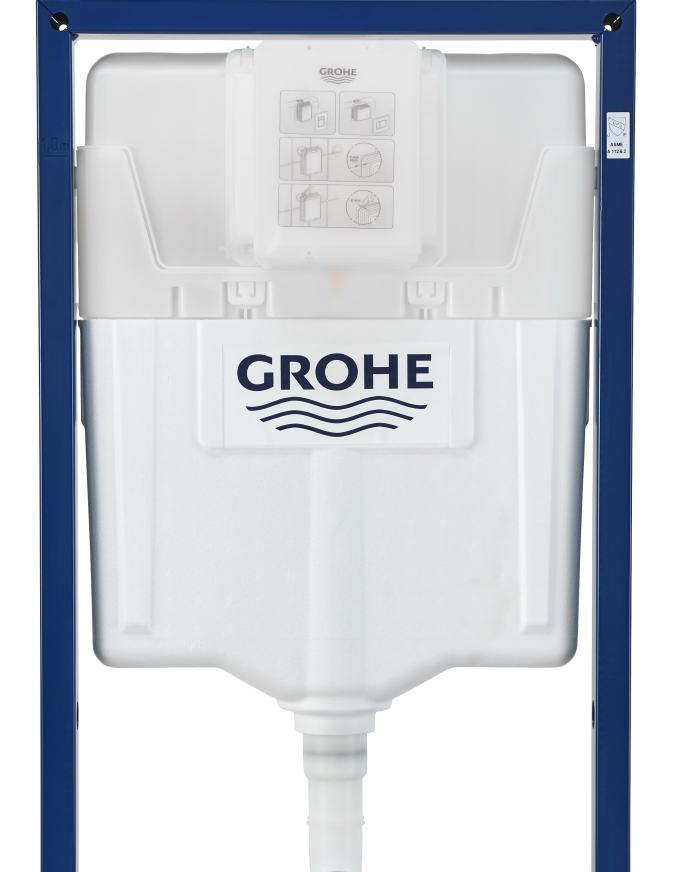 GROHE In-Wall Carriers and Innovations Deliver Smart Engineering ...
